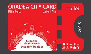 Nagyvárad City Kártya