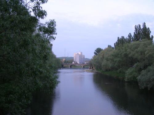 A Sebes-körös Nagyváradon