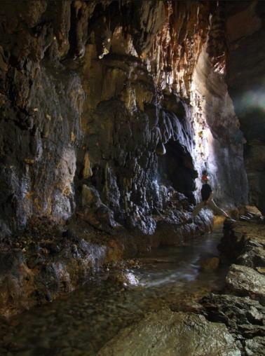 Révi barlang