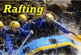 Rafting Erdélyi-szigethegység